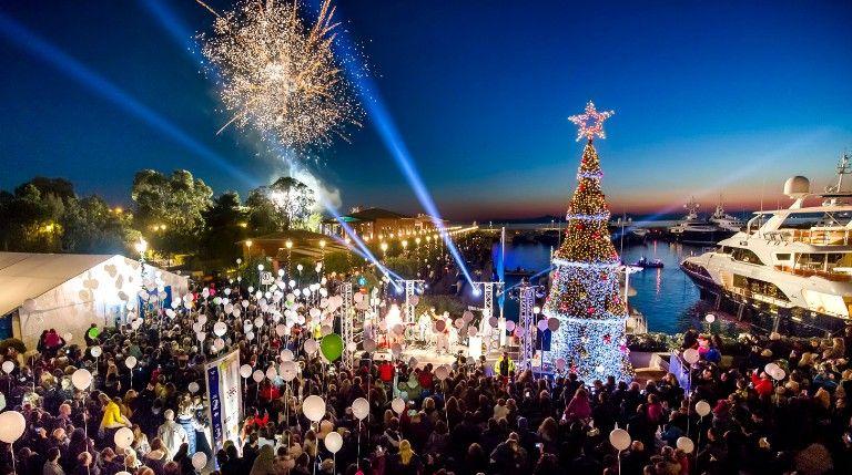Μαρίνα Φλοίσβου: Οι χριστουγεννιάτικες εκδηλώσεις του Σαββατοκύριακου