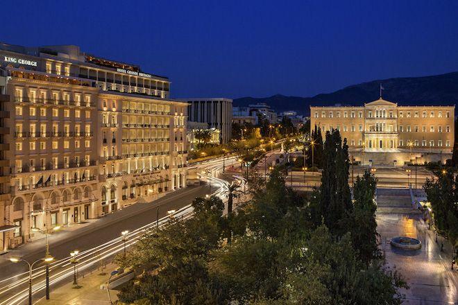 Νέο, υπερπολυτελές, ξενοδοχείο «έρχεται» στο Σύνταγμα
