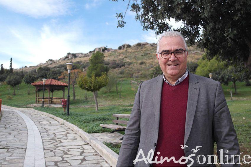 Συνέντευξη του Υποψήφιου Δημάρχου Αλίμου Δημήτρη Γιαννακόπουλου, στο Alimos Online