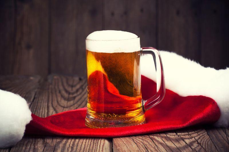 Ένα χριστουγεννιάτικο φεστιβάλ μπίρας στο κέντρο της Αθήνας