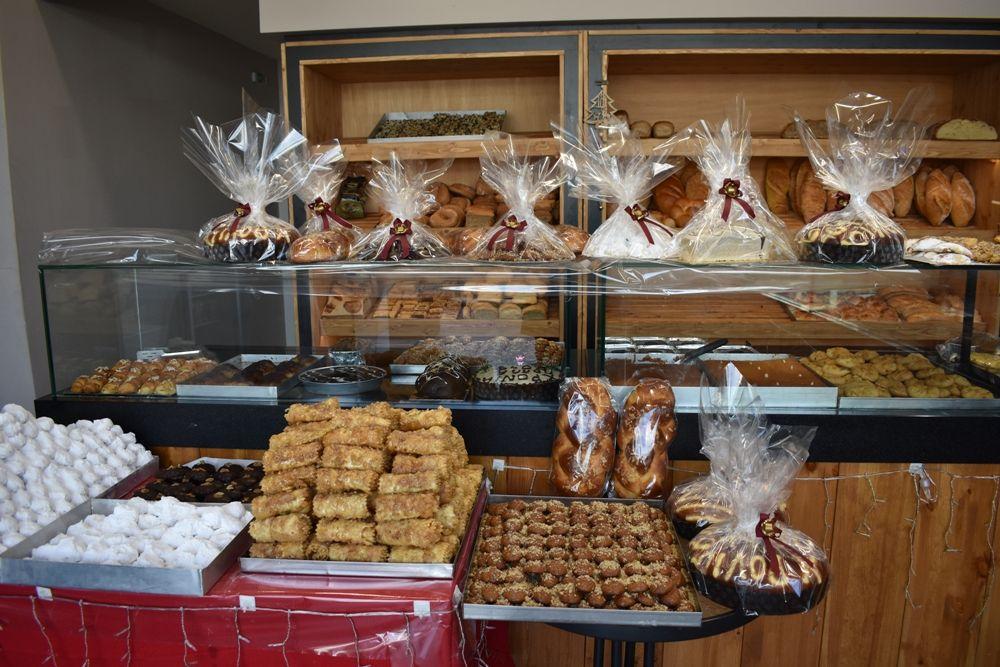 Bread Bakery: Βασιλόπιτα και άλλα γιορτινά γλυκίσματα για το Πρωτοχρονιάτικο τραπέζι