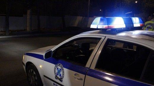 Ένοπλη ληστεία σε πολυκατοικία στο Καλαμάκι