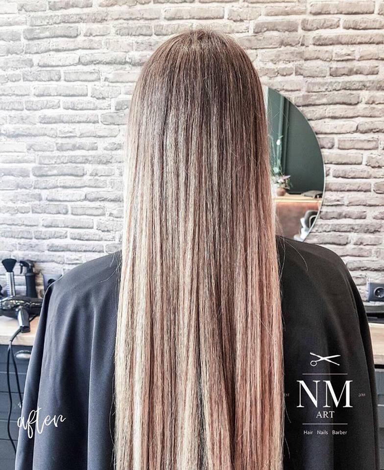 NM art: Κλείσε το ραντεβού σου ώστε να κάνεις την αλλαγή που επιθυμείς στα μαλλιά σου
