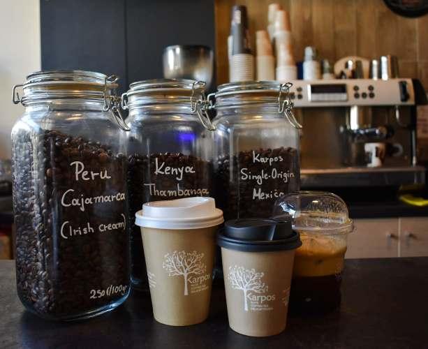 Αν είσαι λάτρης του καφέ, τότε θα λατρέψεις τη σειρά καφέ «Espresso Karpos Specialty»