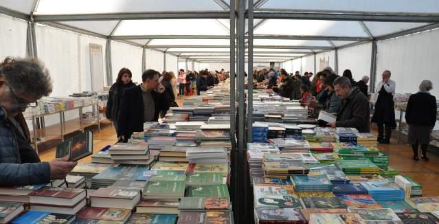 Ξεκινά το 23ο Παζάρι Βιβλίου στην Πλατεία Κοτζιά