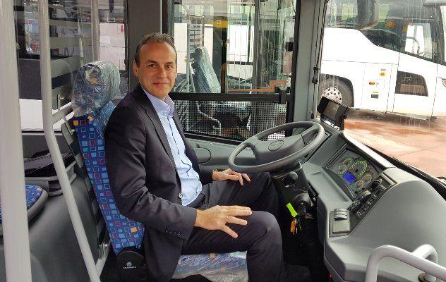 Γλυφάδα: Τέσσερα νέα λεωφορεία προστίθενται στη δημοτική συγκοινωνία