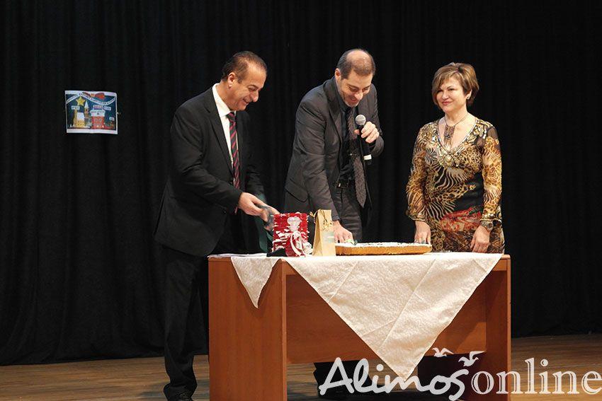 Την Πρωτοχρονιάτική πίτα του έκοψε ο Σύλλογος Κατοίκων Αμπελακίων και γιόρτασε τα 24 χρόνια από την ίδρυσή του