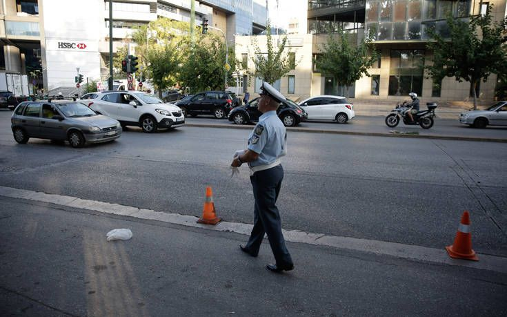 Oι κυκλοφοριακές ρυθμίσεις που θα ισχύσουν σήμερα στην Αθήνα