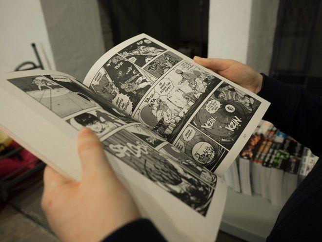 ΚΠΙΣΝ: Εισαγωγή στα Comics και Character Design – ένα εργαστήριο για εφήβους