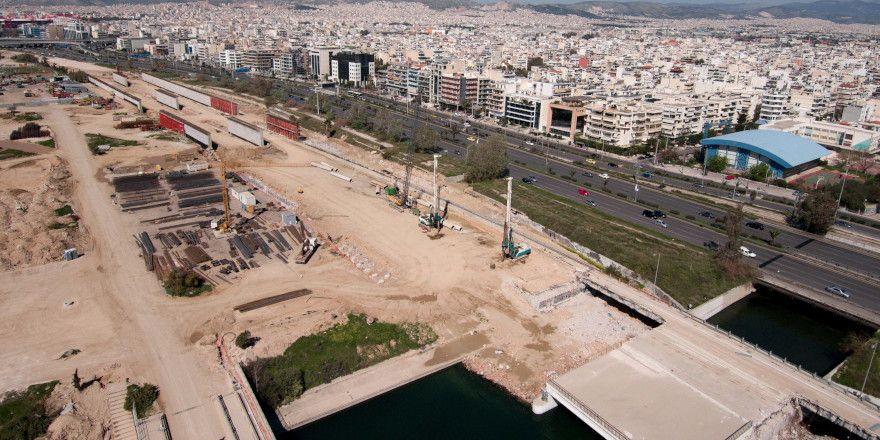 H Αθηναϊκή Ριβιέρα «αλλάζει» πρόσωπο – Αναλυτικά τα έργα που είναι σε εξέλιξη