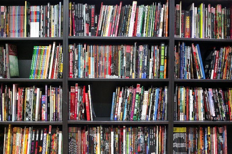 Αθήνα: Έρχεται η πρώτη δανειστική βιβλιοθήκη με comics
