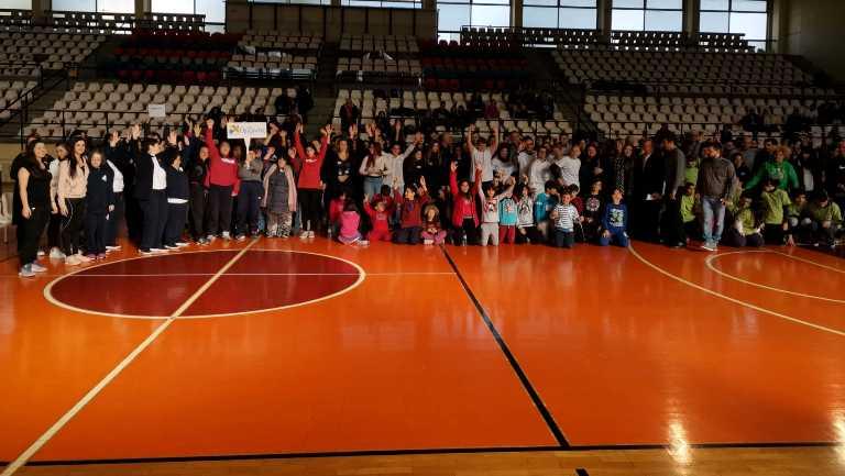 Γλυφάδα: Το ΔΑΚ γέμισε σπουδαίους αθλητές που συμμετείχαν στο τουρνουά ΑμεΑ «Boccia & Basket»