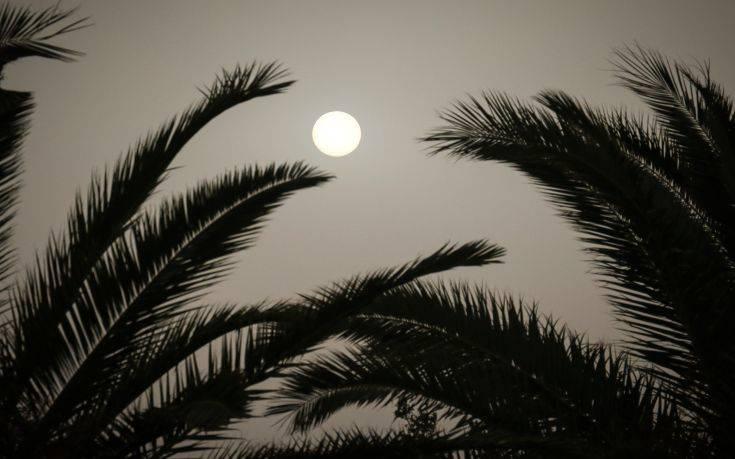 Αφρικανική σκόνη θα σκεπάσει σήμερα την Αθήνα