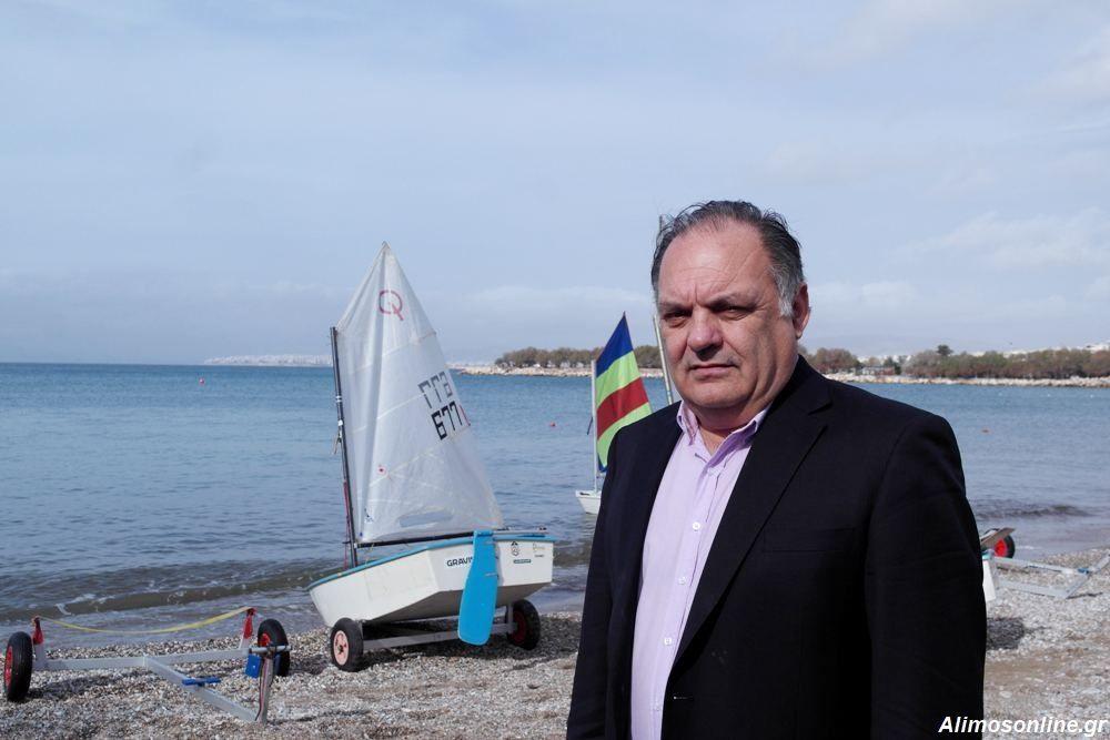 Συνέντευξη του Υποψήφιου Δημάρχου Αλίμου Θάνου Ορφανού, στο Alimos Online