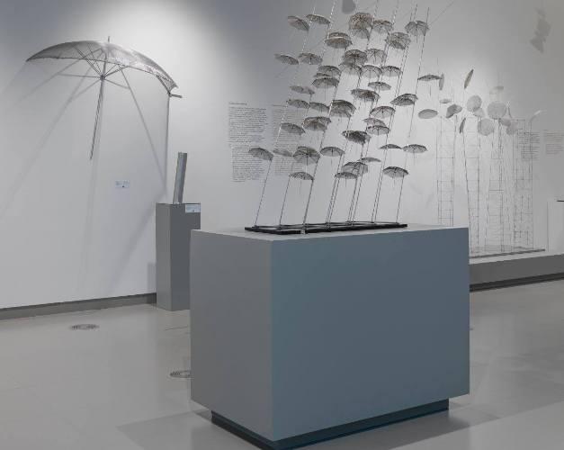 Η γλυπτική του Γεώργιου Ζογγολόπουλου στο Κέντρο Πολιτισμού Ίδρυμα Σταύρος Νιάρχος