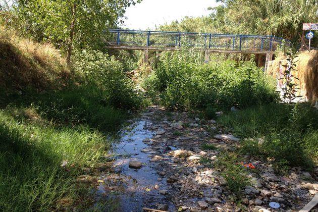 Καθαρισμός του Ρέματος της Πικροδάφνης από τον Δήμο Αλίμου