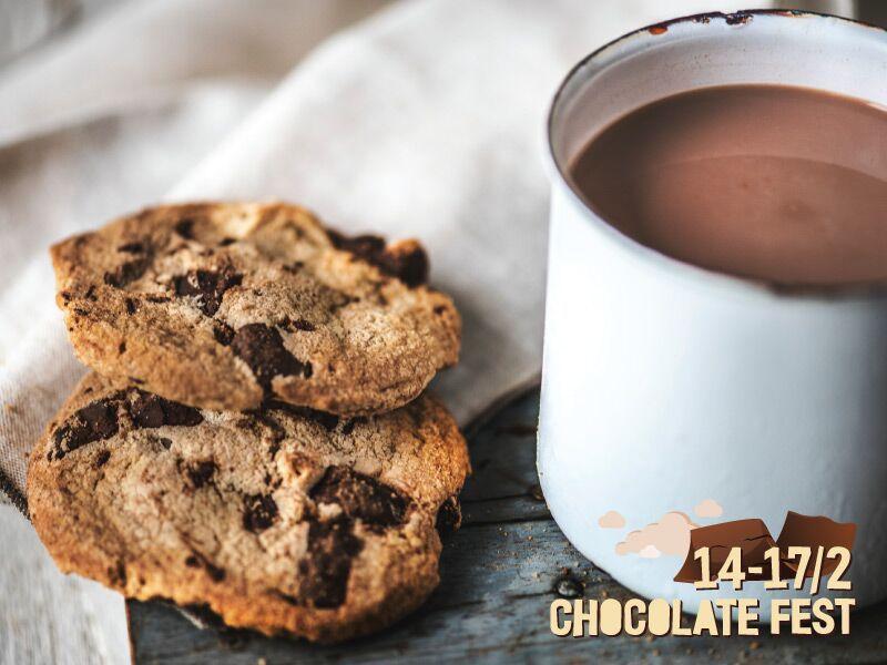 Το 1ο Chocolate Fest ξεκινά σήμερα - Το πρόγραμμα