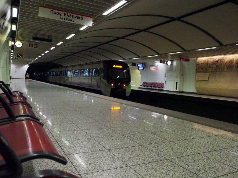 Μετρό: Τον Ιούνιο οι τρεις νέοι σταθμοί επέκτασης προς Πειραιά