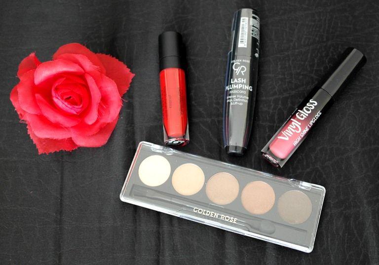 Διαγωνισμός: Κερδίστε 4 προϊόντα Golden Rose από «Το Άρωμα»