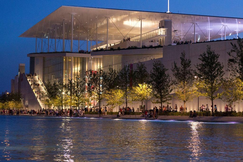 Κέντρο Πολιτισμού Ίδρυμα Σταύρος Νιάρχος: 5,3 εκατομμύρια επισκέψεις το 2018