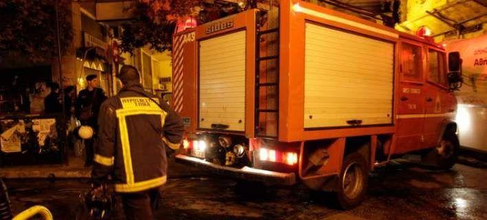 Βάρκιζα: Ξέσπασε πυρκαγιά σε σπίτι και απανθρακώθηκε νήπιο