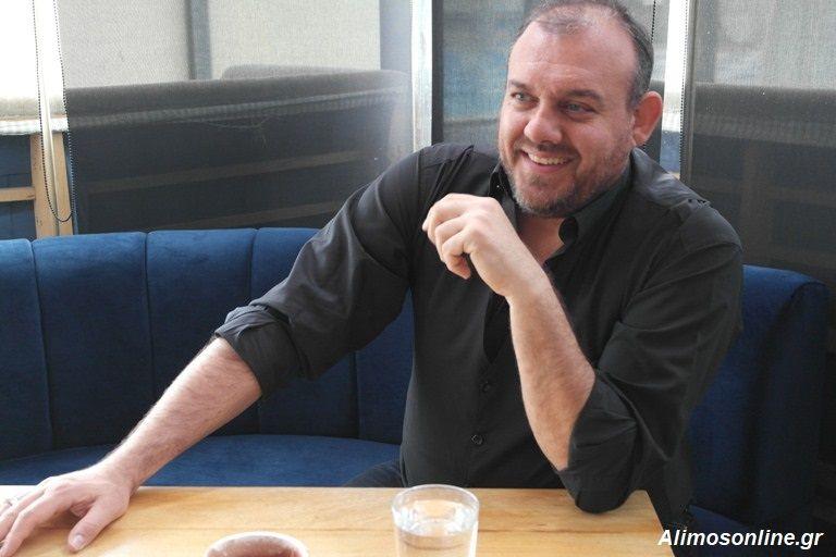 Συνέντευξη με τον διακεκριμένο Αλιμιώτη τενόρο Δημήτρη Πακσόγλου