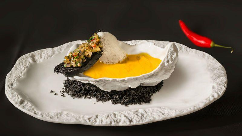 Το εστιατόριο «Santoro» της Σαντορίνης έρχεται για μία ημέρα στα Νότια Προάστια