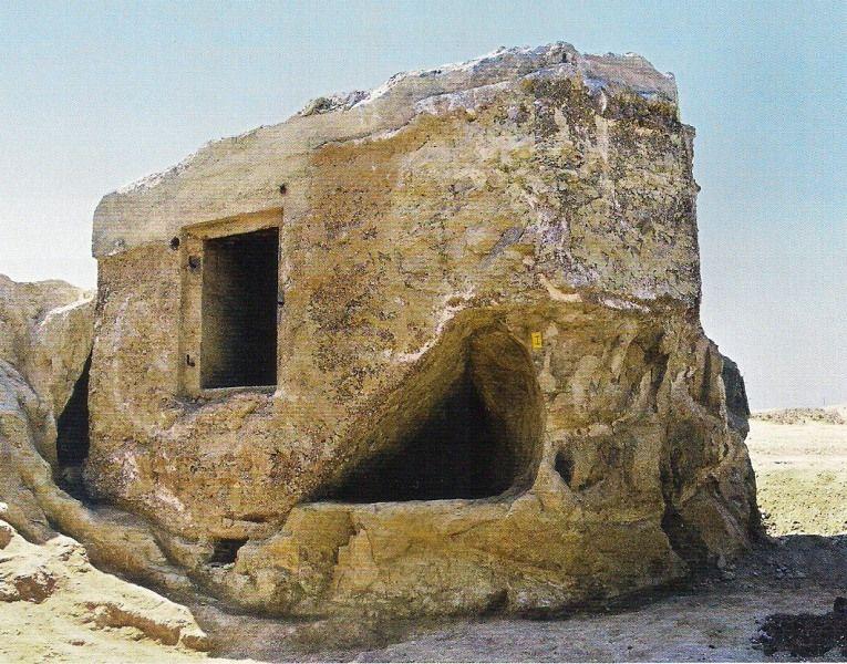 Μυκηναϊκός θαλαμωτός τάφος κάτω από Γερμανικό πολυβολείο είχε βρεθεί στο Καλαμάκι
