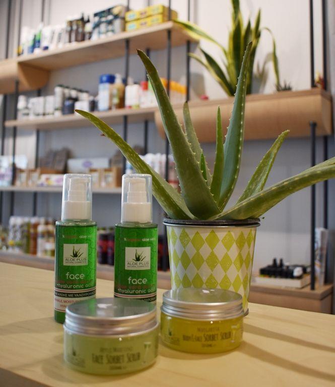 Τα Aloe Vera Serum και το Margarita Sorbet Scrub από το «Natans» θα γίνουν τα αγαπημένα σου προϊόντα