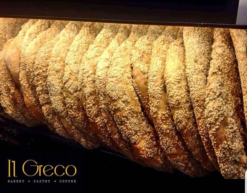 Ανυπομονούμε για τις λαγάνες του «Il Greco»