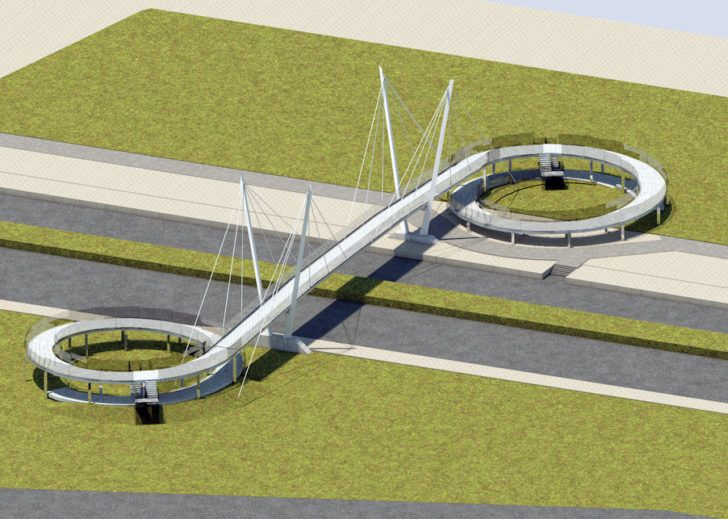 Στη Βούλα θα κατασκευαστεί η πιο όμορφη πεζογέφυρα των Νοτίων Προαστίων