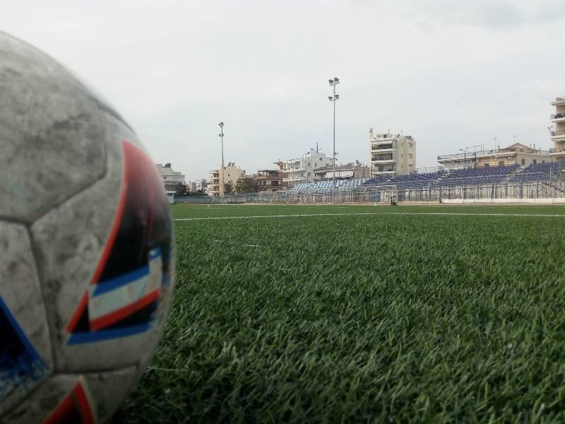 Άλιμος: Έτοιμο το γήπεδο της οδού Γερουλάνου