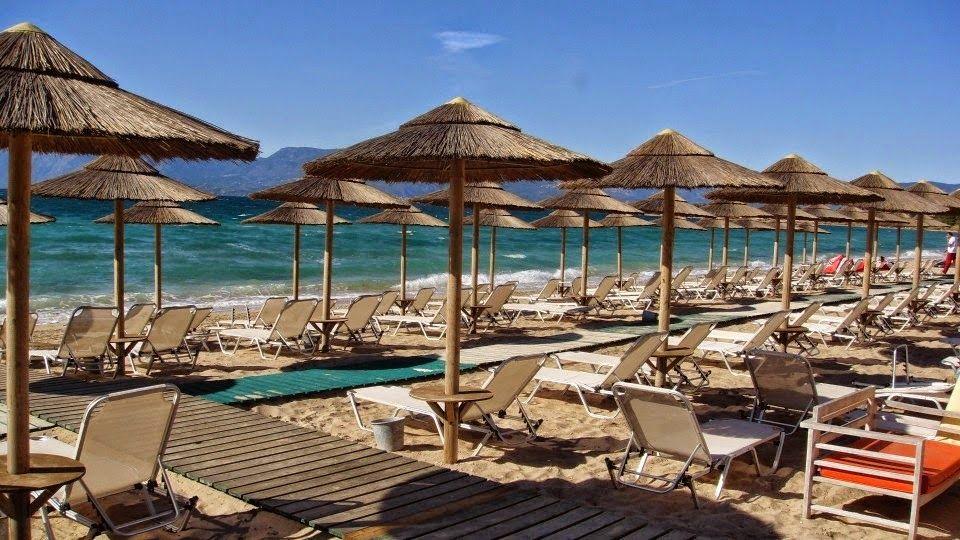 Solve: Η ελληνική εφαρμογή που σου επιτρέπει να κάνεις «κράτηση» σε ομπρέλα και ξαπλώστρα