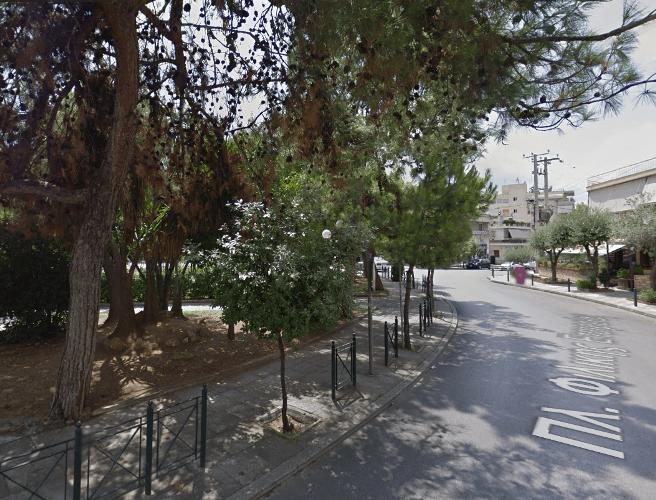 Παλαιό Φάληρο: Ξεκίνησε η ανακατασκευή της πλατείας στην Αγία Βαρβάρα
