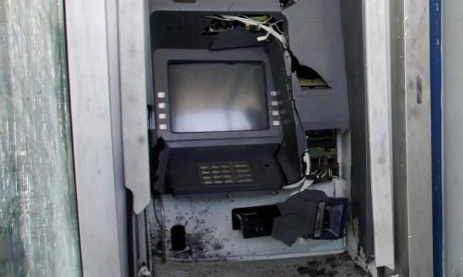 Ακόμη μία έκρηξη ΑΤΜ στο Παλαιό Φάληρο