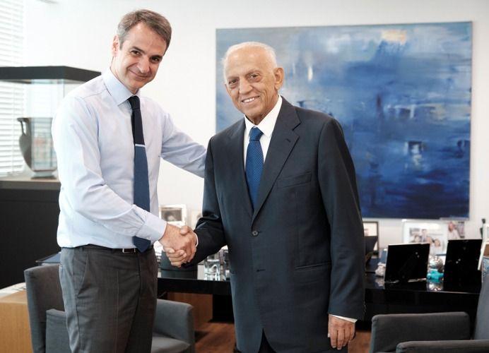 Η επίσημη ανακοίνωση για την υποψηφιότητα του Διονύση Χατζηδάκη για βουλευτής