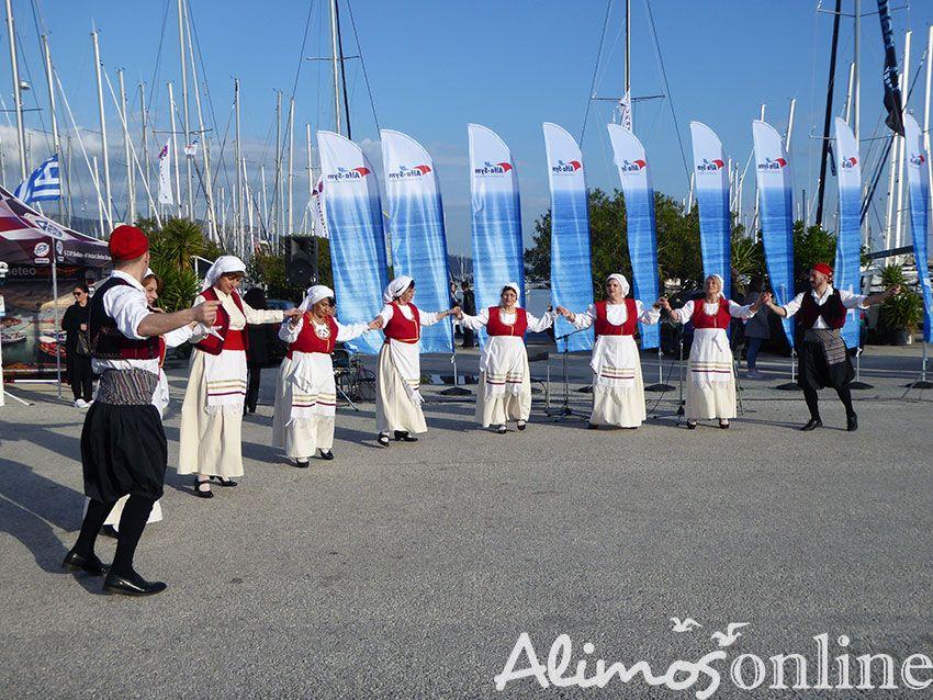 Γιορτινή λήξη του 2ου Yachting Festival στη Μαρίνα Αλίμου