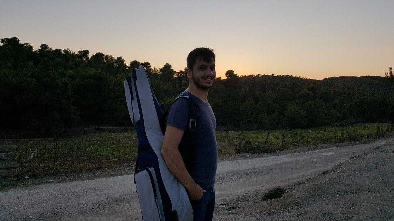 Ο Αργυρουπολίτης Χρήστος Παναγιωτακόπουλος, είναι ο δημιουργός της εφαρμογής «Πότε έρχεται το λεωφορείο μου»