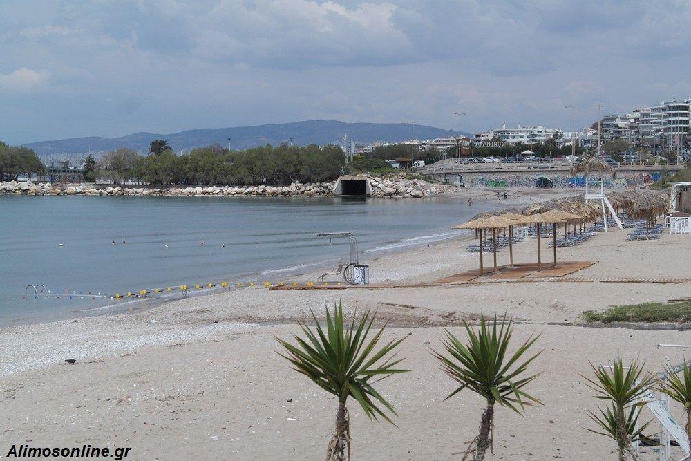 Ειδικές ράμπες Seatrac και χώροι υγιεινής για άτομα ΑμΕΑ στις παραλίες του Αλίμου