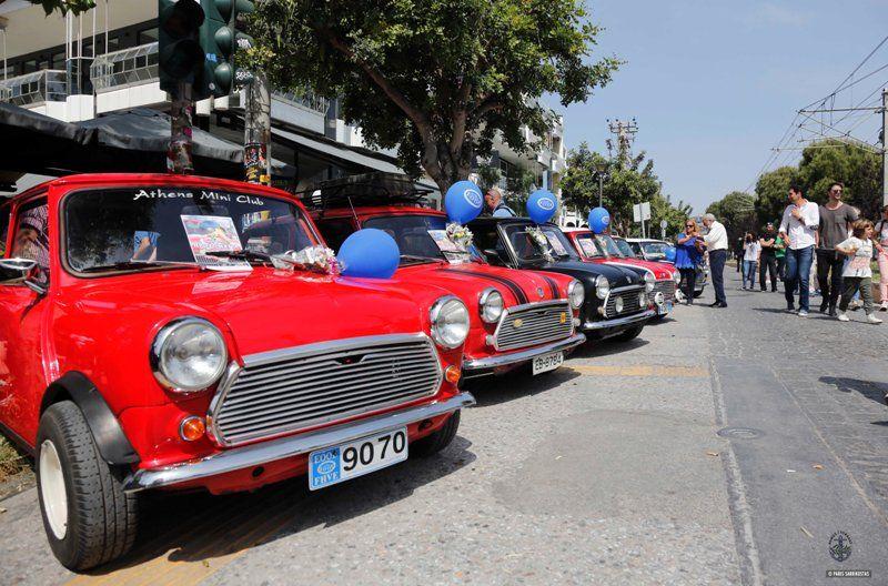 Γλυφάδα: Την Πρωτομαγιά η πόλη γεμίζει με μουσική, χορό και οχήματα εποχής