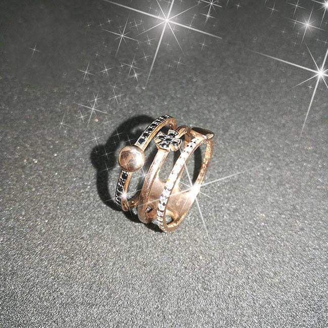 Διαγωνισμός: Κερδίστε ένα ασημένιο δαχτυλίδι με ροζ χρυσό επιχρύσωμα και πέτρες Swarovski, από το κοσμηματοπωλείο «Vasari»