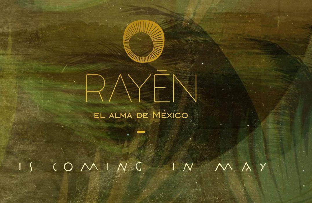 Rayen:Hνέα, μεξικάνικη, άφιξη στην παραλία Αλίμου