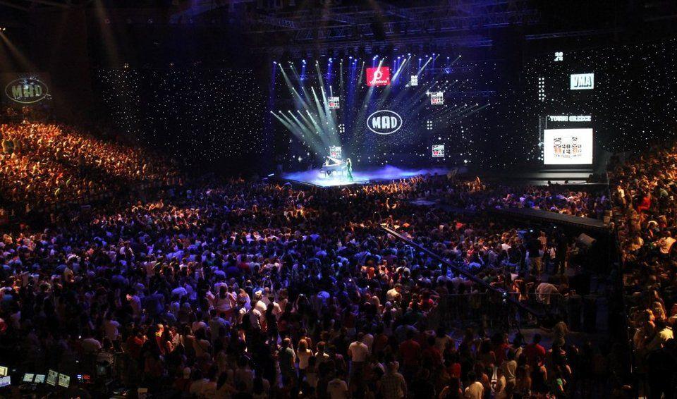 MAD Video Music Awards: Η διοργάνωση επιστρέφει στα Νότια για ακόμη μία χρονιά