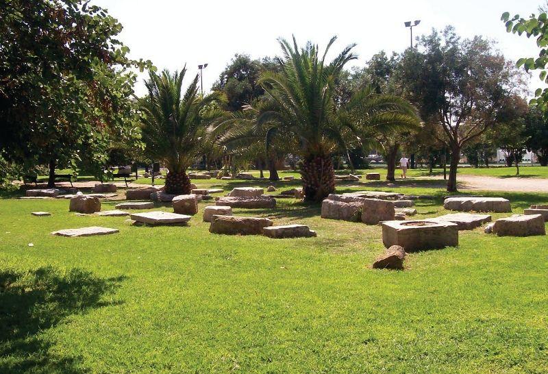 Ξενάγηση στην Ακαδημία Πλάτωνος, με ειδική τιμή για τους Αλιμιώτες και τις Αλιμιώτισσες