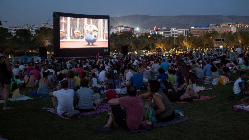 Park Your Cinema: Ξεκινούν και πάλι οι υπαίθριες κινηματογραφικές βραδιές στο Ξέφωτο του ΚΠΙΣΝ