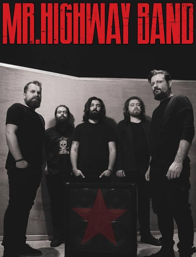 Mr. Highway Band: Ετοιμάζουν ένα δυνατό live στον «Πάρι»