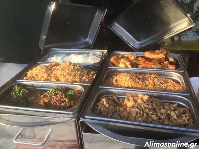 Πρώτη ημέρα για το 2ο Street Food Festival στην παραλία Αλίμου