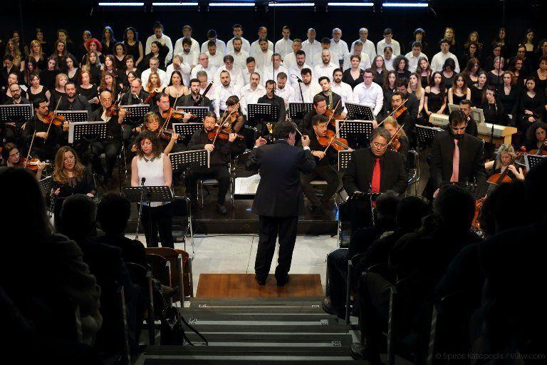 Η Φιλαρμόνια Ορχήστρα Αθηνών έρχεται στον Άλιμο για μία, ανοιξιάτικη, συναυλία