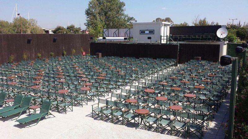 Το opening του «Cine Floisvos» είναι η ένδειξη πως το καλοκαίρι ξεκίνησε