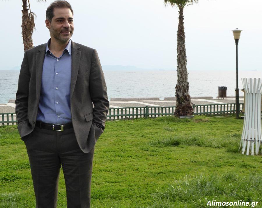 Ανδρέας Κονδύλης: Αυτές είναι οι 16 δεσμεύσεις μας για τον Άλιμο για την επόμενη τετραετία
